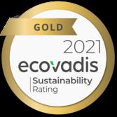 Médaille d'or ecovadis